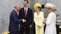 Principe de gales y los reyes