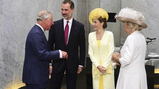 La Reina y el Príncipe de Gales inauguran una exposición de Sorolla en Londres