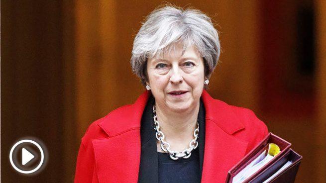 Theresa May. (Foto: AFP)