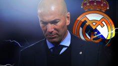 Plenos poderes para Zidane en el Real Madrid.