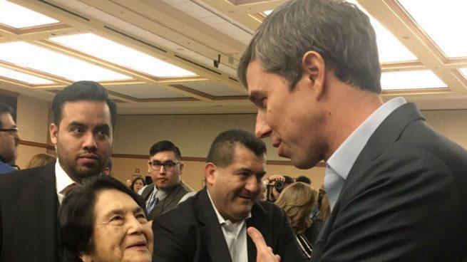 Demócrata O'Rourke se suma a la carrera presidencial de EU
