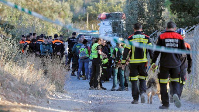 La Guardia Civil encuentra el arma que usó la madre para matar a sus hijos en Godella