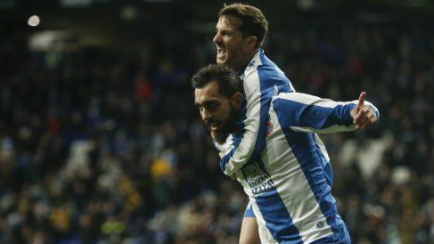 Borja Iglesias y Piatti (AFP)