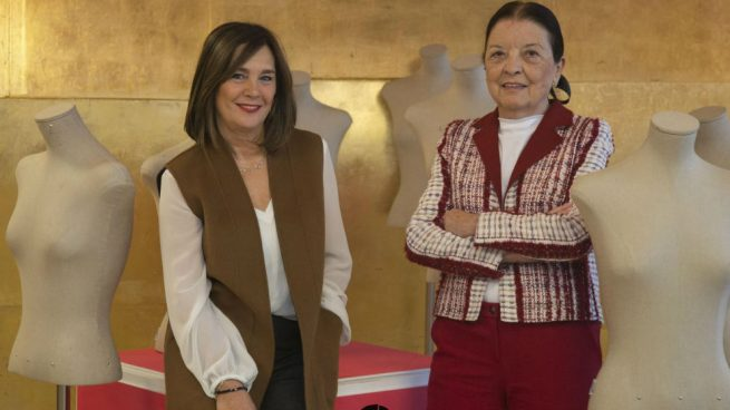 Sánchez destaca el trabajo de Cuca Solana para promocionar la moda española en la Pasarela Cibeles