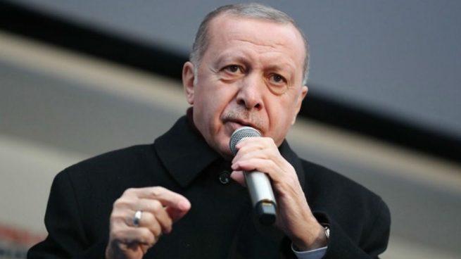 Recep Tayip Erdogan Turquía