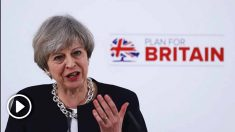 Theresa May, primera ministra de Reino Unido (Foto: Getty)