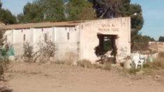 La vivienda ocupada donde vivía la família.
