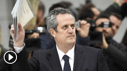 Joaquim Forn, ex conseller de Interior de la Genetalitat de Cataluña. (Foto: AFP)