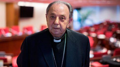 El obispo emérito de San Sebastián Juan María Uriarte.