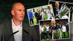 Zidane regresa al Real Madrid con plenos poderes.