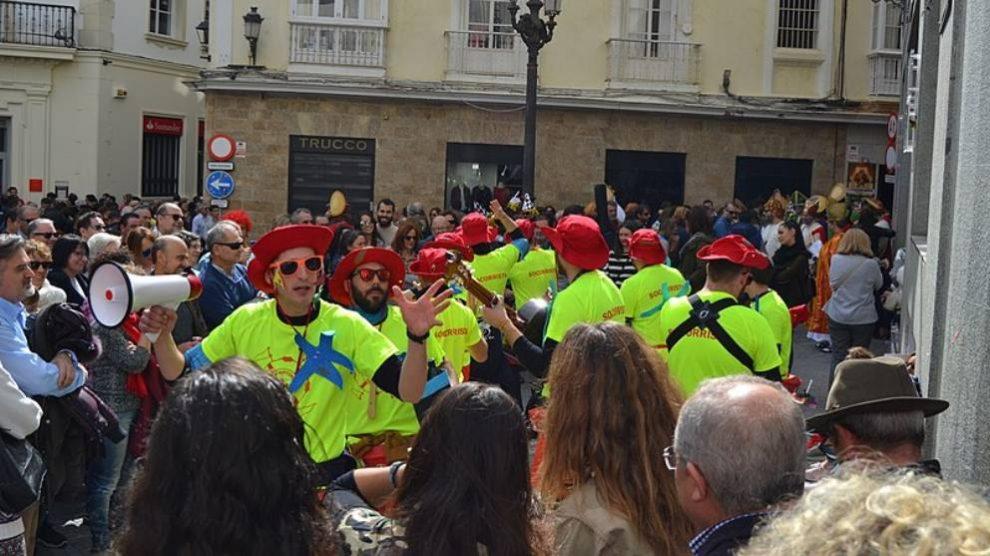 Programa de hoy, domingo 17 de marzo del Carnaval de Cádiz 2019