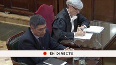 Juicio del procés: Josep Lluís Trapero, en directo | Última hora Cataluña