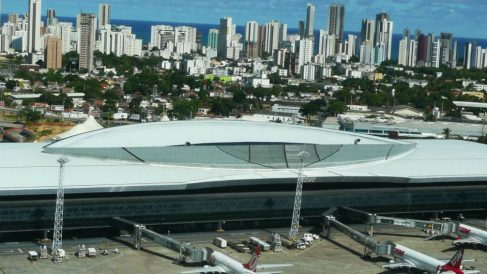 Aeropuerto de Recife (Brasil)