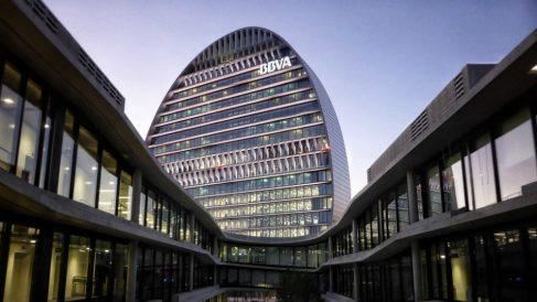 Ciudad financiera del BBVA