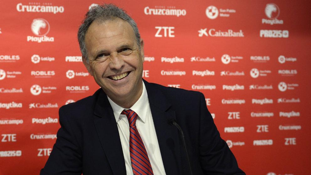 Joaquín Caparrós (AFP)