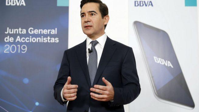 Torres confirma que la rentabilidad de BBVA se verá «fuertemente afectada» durante el 2020 y 2021