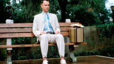 Tom Hanks en su papel más famoso de 'Forrest Gump'.