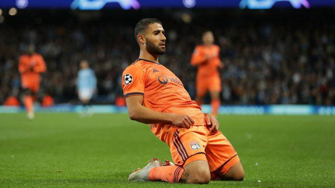 Colocan a Fekir como uno de los objetivos de Zidane en su nuevo Real Madrid 1127e607b069a