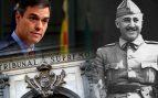 El Supremo baraja acumular los recursos presentados contra la exhumación de Franco