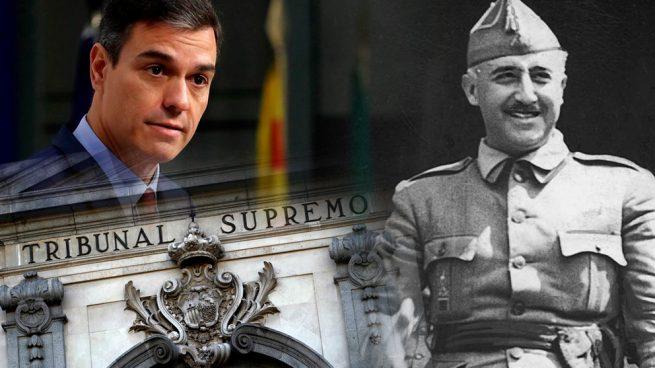 El Gobierno anuncia la exhumación de Franco para el 10 de junio