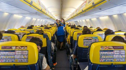 Trabajadoras de Ryanair (Foto: iStock)