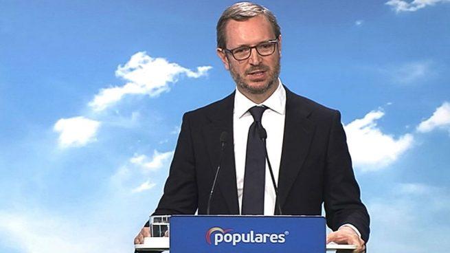 Javier Maroto anuncia en televisión que encabezará la lista del PP por Álava el 28-A