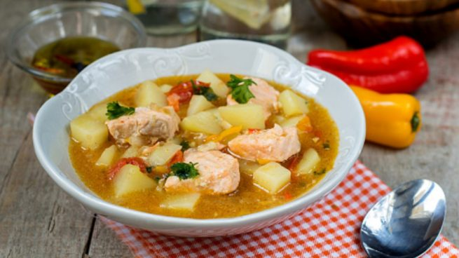 Marmitako, receta tradicional donostiarra