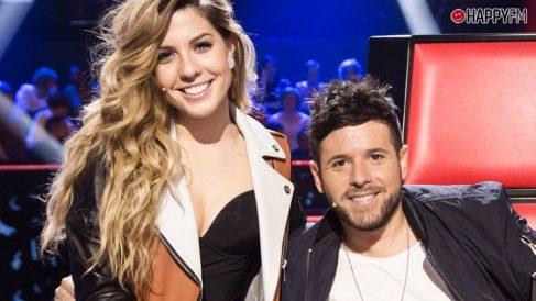 Pablo López y la especial despedida con Miriam Rodríguez en 'La Voz'