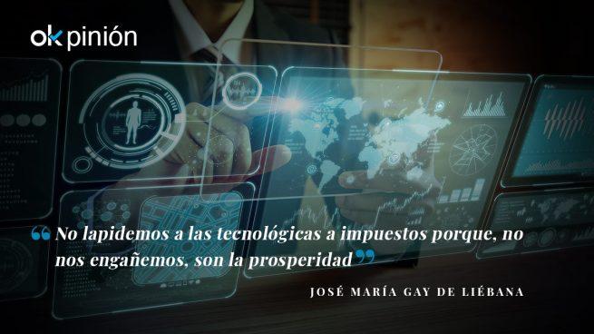 No asfixiemos a las tecnológicas, son nuestro futuro