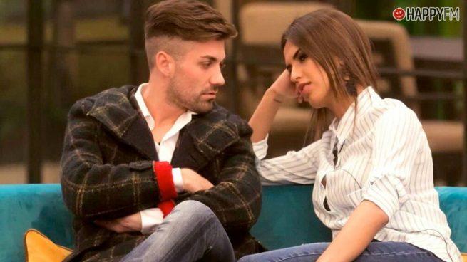 'GH DÚO': Sofía Suescun no puede más y arremete contra Alejandro Albalá