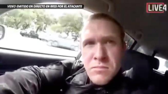 El sospechoso del atentado de Nueva Zelanda llevaba en el fusil el nombre del asesino de Carlos Palomino