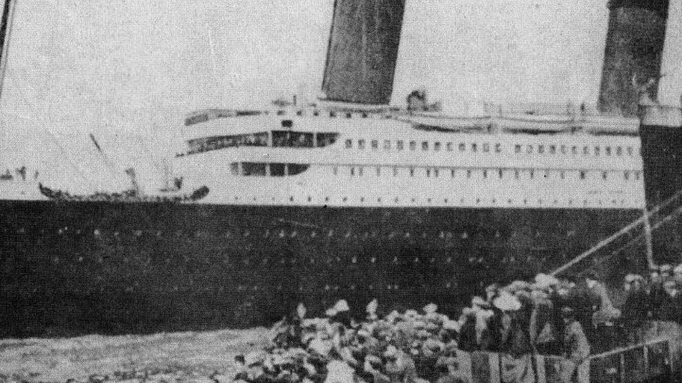 4 curiosidades y datos del Titanic