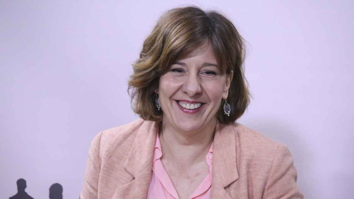 Blanca Fernández, PSOE de Castilla-La Mancha. Foto Europapress