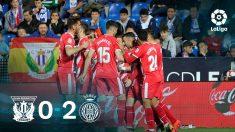 Liga Santander: Leganés – Girona | Resultado, resumen y goles.