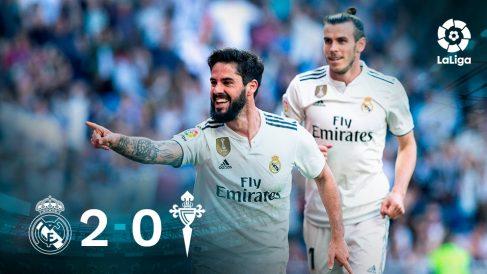 El Real Madrid recupera la sonrisa con Zidane.