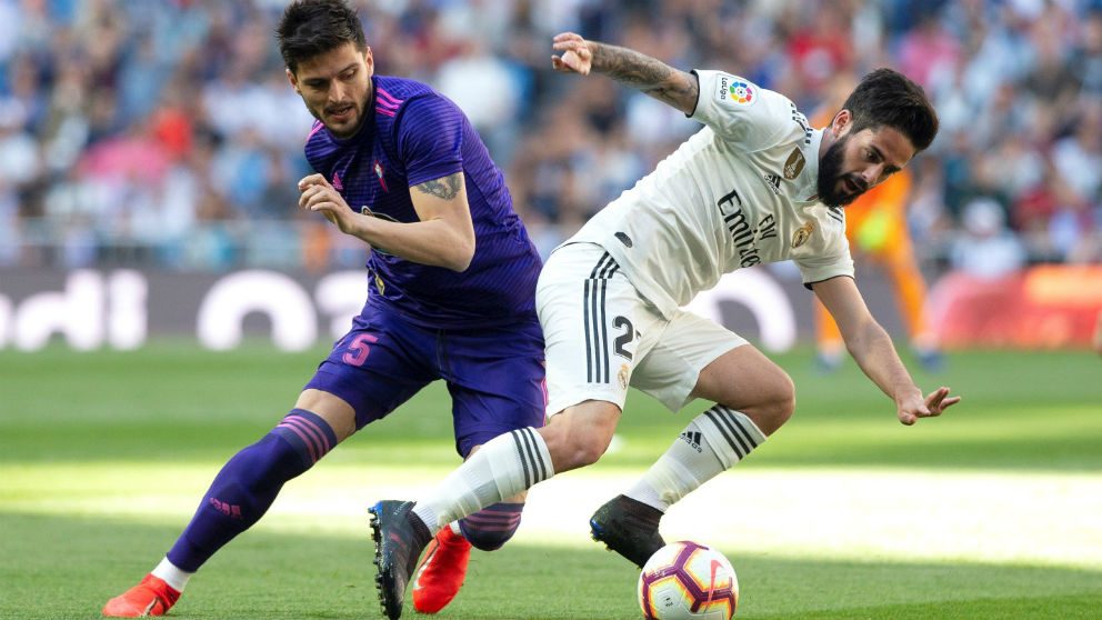 Celta Real Madrid