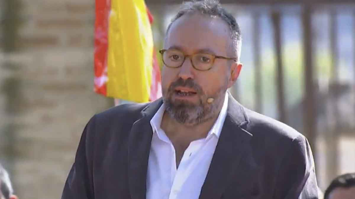 Juan Carlos Girauta (Foto: Europa Press).