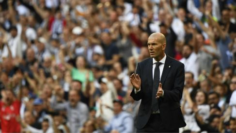 Zidane ha reanimado al Real Madrid.