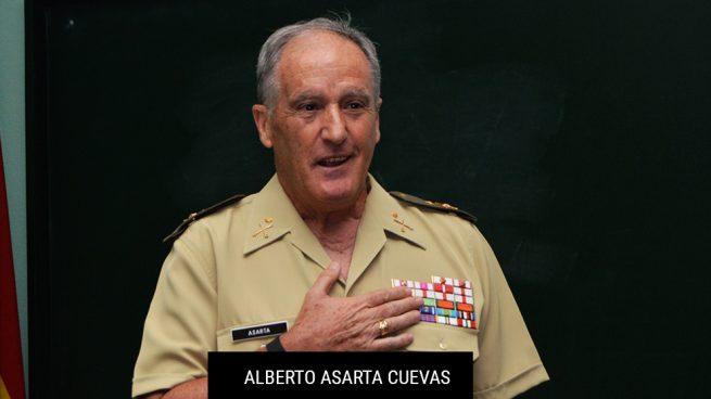 El General de Brigada de Infantería Alberto Asarta será el cabeza de lista de VOX por Castellón