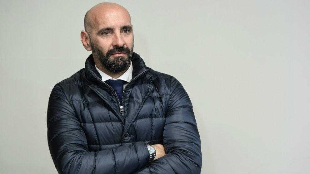 Monchi, director deportivo del Sevilla. (AFP)