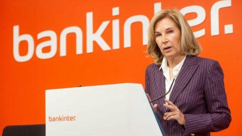 Dolores Dancausa, presidenta de Bankinter