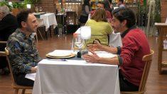 Emilio y Arturo se reencontrarán en 'First Dates'
