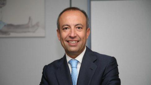 Francisco Celma, auditor de Deloitte en Bankia