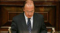 El ex parlamentario del PP, Ignacio Gil Lázaro, que encabeza la lista de VOX por Valencia a las elecciones generales del 28A. Foto: Europa Press