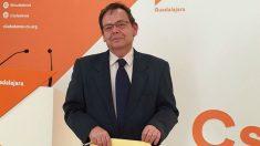 José Ramón de Lorza, candidato de Ciudadanos a las primarias en Castilla-La Mancha. (Foto: EP)