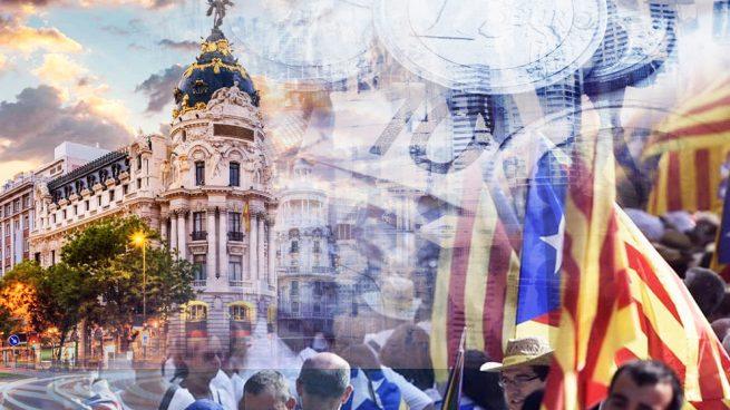 Madrid da el 'sorpasso' a Cataluña y ya es la comunidad que más aporta el PIB