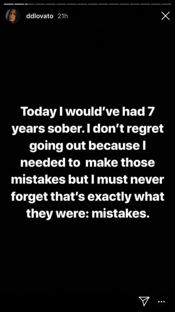 Demi Lovato se sincera: Su lucha contra las adicciones y la sobredosis que casi le cuesta la vida