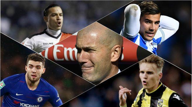 Las otras decisiones de Zidane