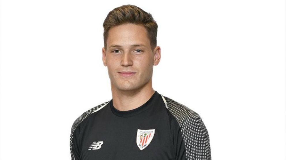 Álex Remiro (@Athletic-club.eus)