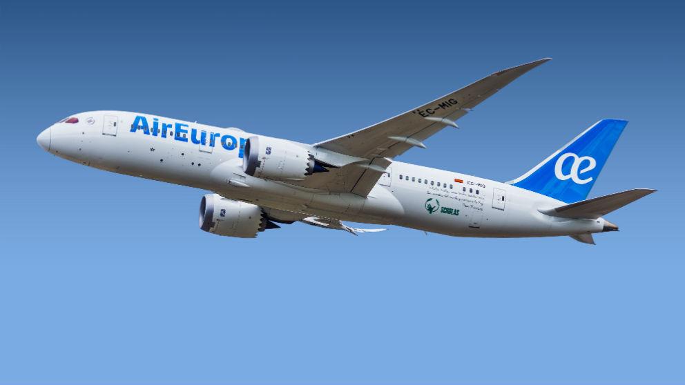 Boeing 787 (Foto: Air Europa)